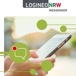 LOGINEO NRW Messenger Logo