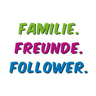 Logo Familie Freunde Follower